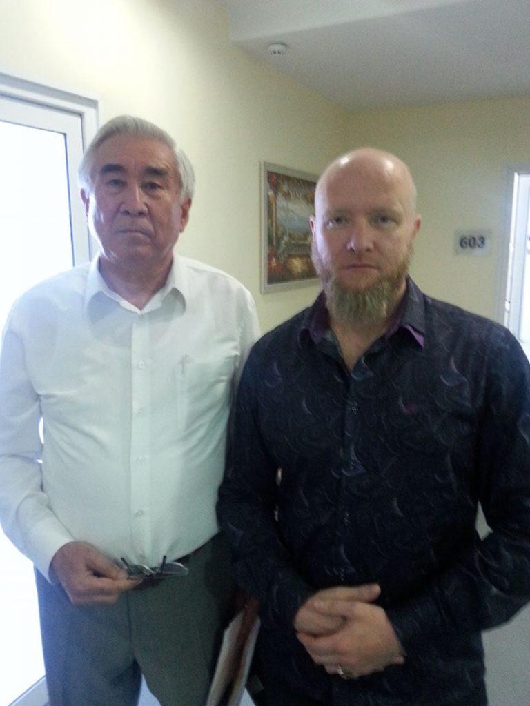 Виниры Илья Карякин в Алматы